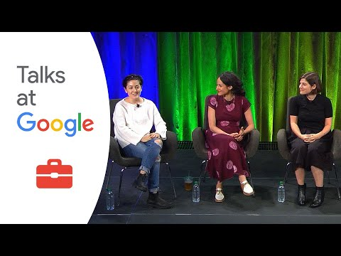"""Grace Bonney, Claire Mazur, Erica Cerulo, Karen Young: """"In the Company of Women""""   Talks at Google"""
