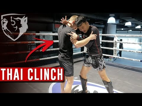 Dominate The Muay Thai Clinch With Petchboonchu