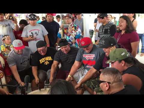 Meskwaki Nation at Mayetta powwow 2017 6