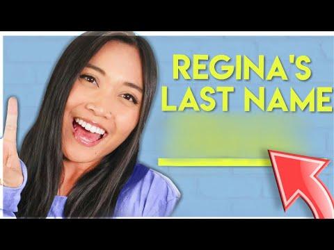 Reginas LAST Name! Regina Spy Ninja Last Name! Regina ...