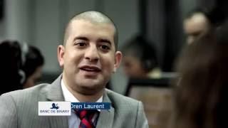 Binary Options Broker Banc De Binary  CEO Oren Laurent Interview