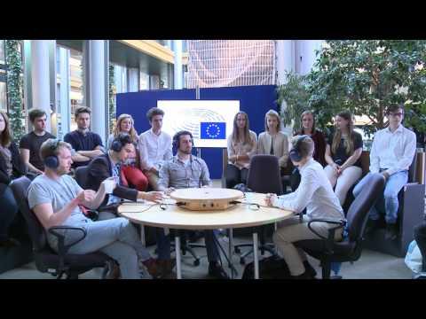The EYE 2016 -  Europe Radio Reportage aus Strassburg