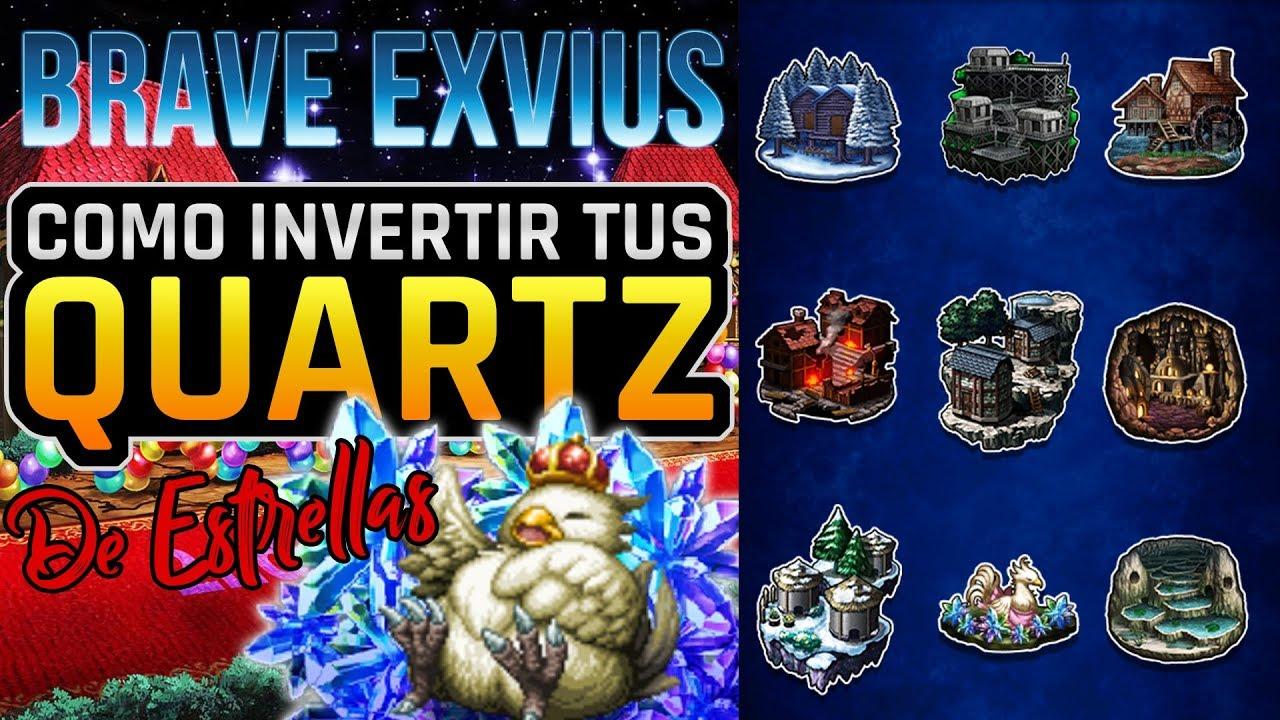 [FFBE] ⚔️ Final Fantasy Brave Exvius | Como Invertir tu Estrellas de Cuarzo de Forma Eficiente (SPANISH)