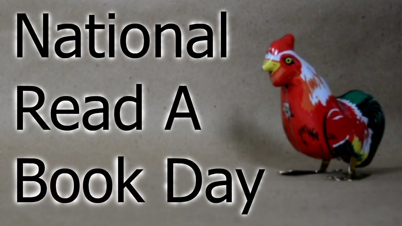Image result for National Read A Book Day