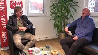 Nik P. Im TV Interview bei Radio VHR