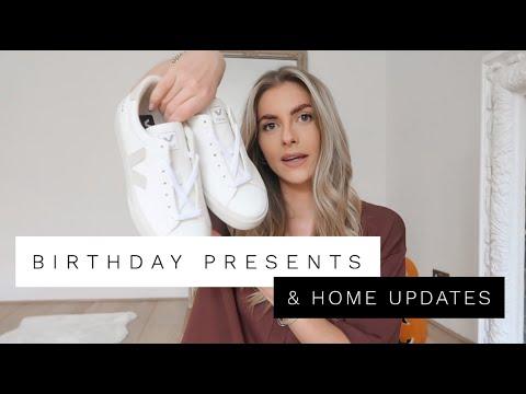BIRTHDAY PRESENTS & LIGHTING UPDATES | Fashion Influx