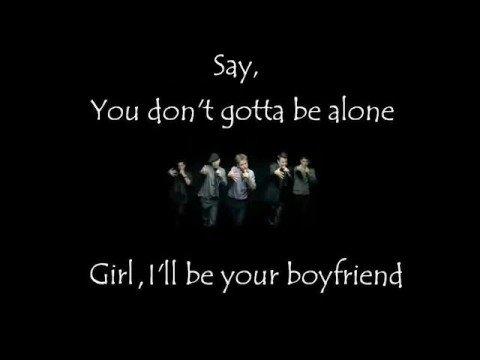NKOTB - Single Ft. Ne-Yo w/ Lyrics
