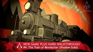 Assassin's Creed Chronicles: Russia - Sequence 4 - The Train of Revolution [+ Hard & Shadow Gold]