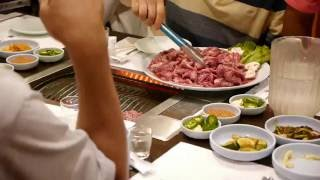 Independence Day & Korean BBQ (Life of a Korean Chef)