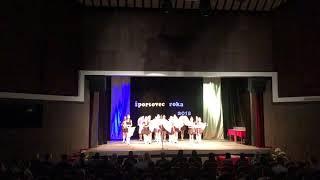 Mažoretky Varanovia Športovec roka 2018 choreografia Amazónky