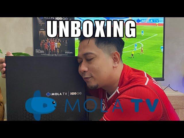 UNBOXING MOLA TV | HBO GO - TAYANGAN EKSLUSIF DALAM SATU LAYAR, KEREN BANGET