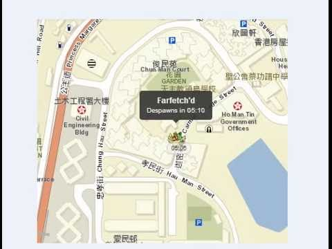 Different Locations Farfetchd Found All Over Today In Hong Kong - Japan map pokemon go