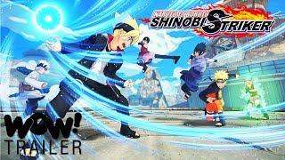 Naruto To Boruto- Shinobi Striker - Jiraiya DLC Trailer