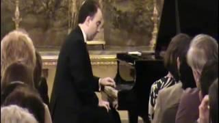 Liszt - São Francisco de Assis pregando aos pássaros (José Carlos Vasconcellos, piano)