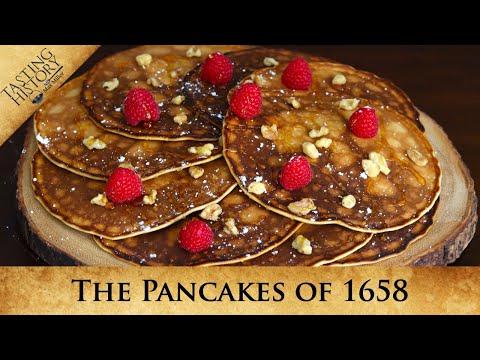 The Wonderful History of Pancakes