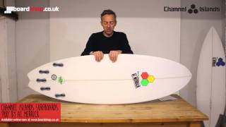 Channel Islands/Al Merrick Pod Surfboard Review
