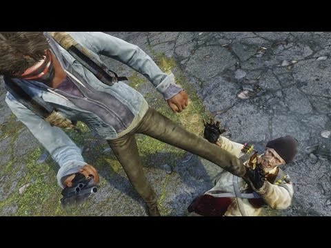 The Last Of Us Remastered - Multiplayer Factions Add-Ons Trailer
