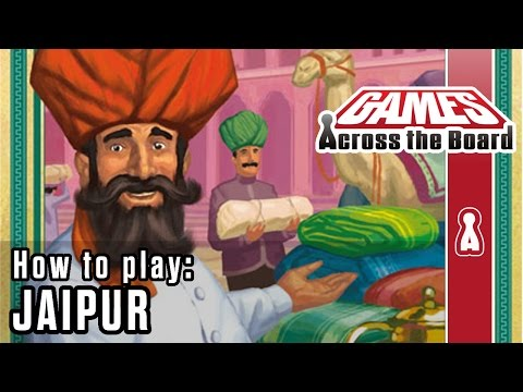 Jaipur – The Rules