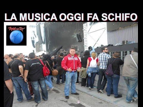 La Musica di oggi  FA SCHIFO !!!  ( gli anni 70-80-90  era tutta un altra storia)