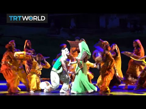 Showcase: Navdhara India Dance Theatre in Istanbul