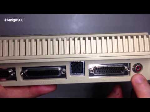 Retro 16bits: Análisis AMIGA 500 | 08-08-14