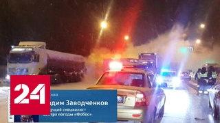 """""""Погода 24"""": похолодание в Москве будет резким, но коротким"""