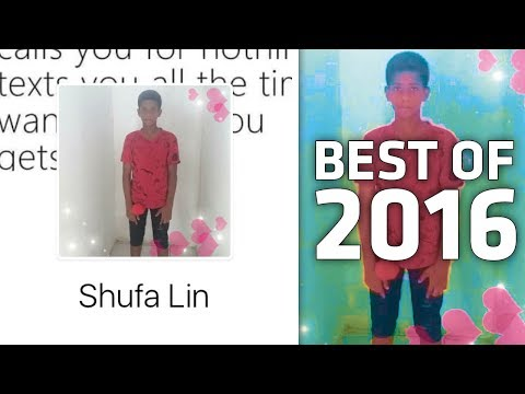 Facebook Names in Song Lyrics | BEST OF 2016