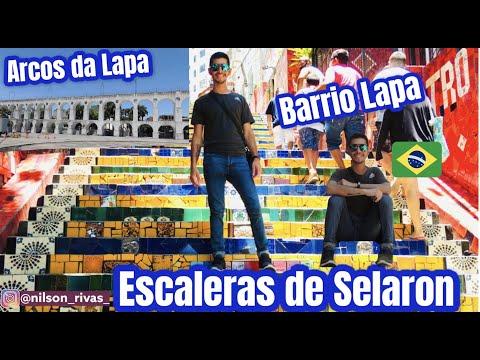 ESCALERAS DE SELARON/Arcos