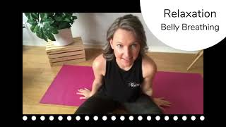 Relaxation   Belly Breathing