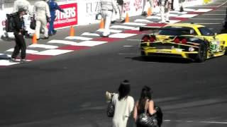 LongBeach TOYOTA-GP アメリカン・ルマン シリーズ  コースイン SAKKY'S