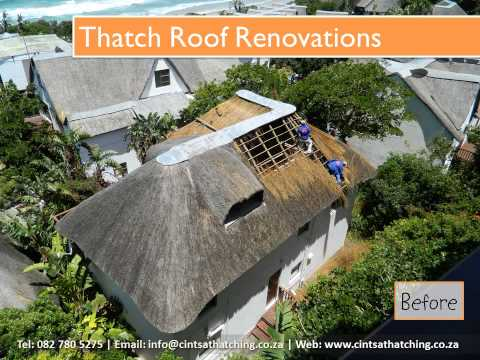Cintsa Thatching & Roofing | Thatching Company South Africa