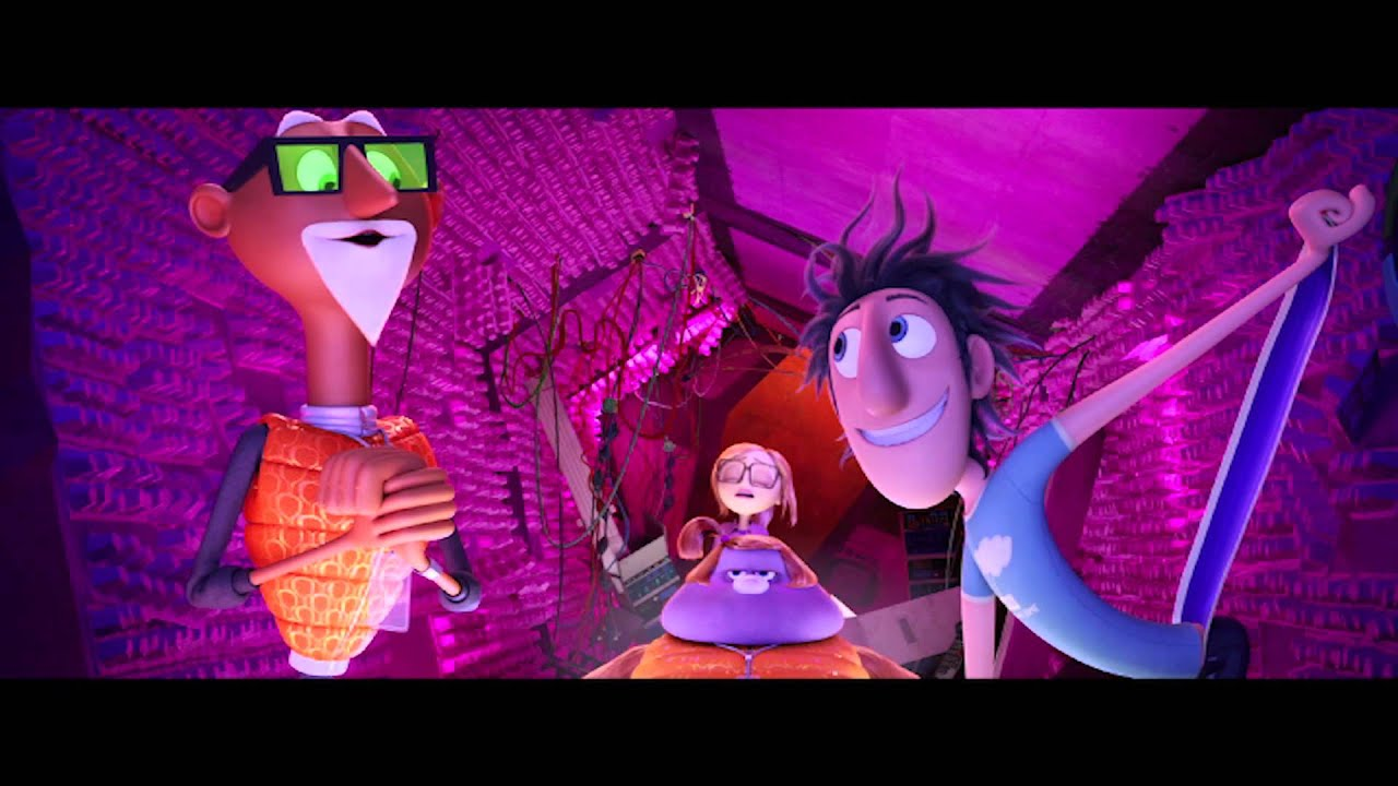 Cloudy with a Chance of Meatballs 2 (2013) - …