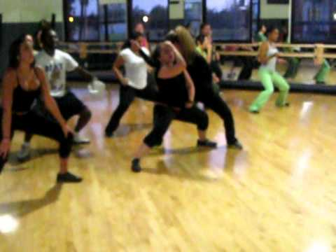 HOT, INTENSE, REGGAETON RIO TONING @FIU