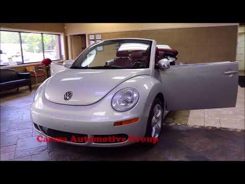 Carma Automotive-2009 VOLKSWAGEN NEW BEETLE BLUSH EDITION-Walkaround