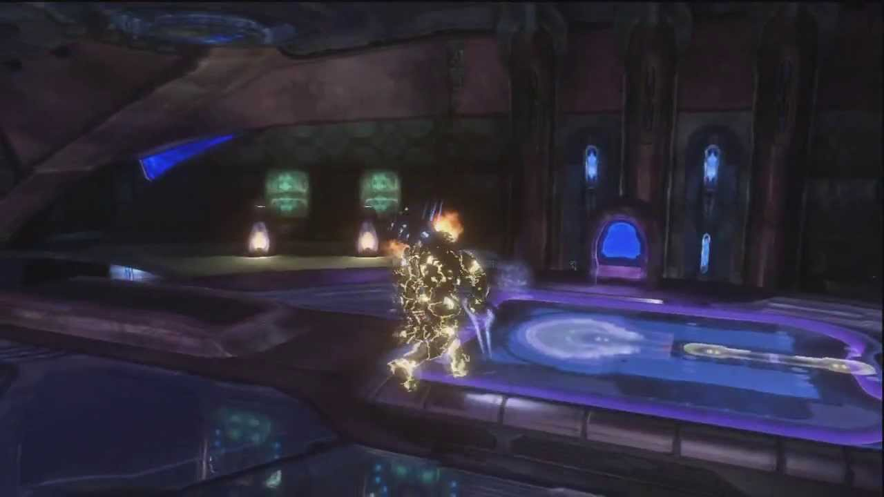 Halo 3 Mods - Custom Map - Vadum