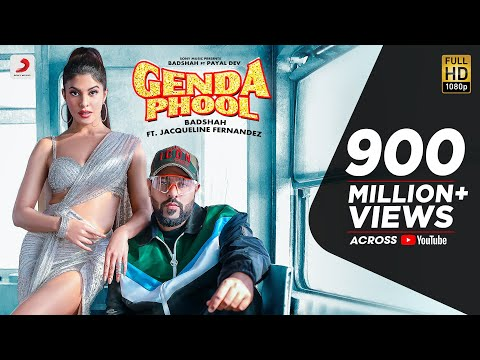 Badshah Genda Phool  Jacquelinefernandez  Payal Dev  Official Music Video 2020