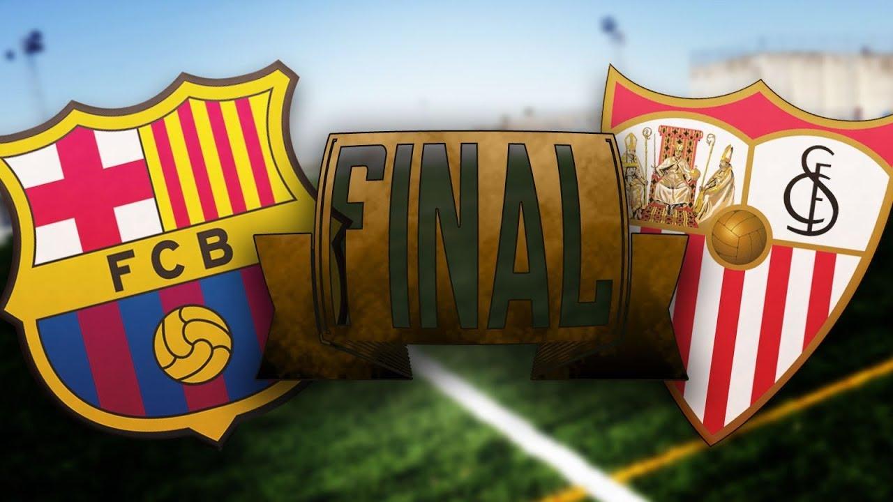 How to Watch Sevilla vs. Barcelona: Copa Del Rey Final Live Stream, TV Channel
