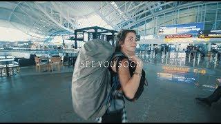 ABSCHIED - Der härteste Tag unserer Reise l Backpacking Bali Indonesien Vlog # 2.2