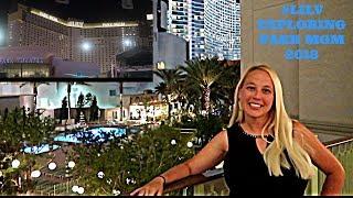 Brand New Park MGM Casino Walk Thru 2018