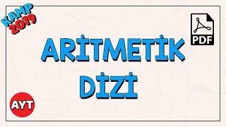 Aritmetik Dizi  AYT Matematik