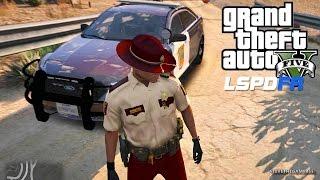 LSPDFR #451 - STATE TROOPER!! (GTA 5 REAL LIFE POLICE MOD) MINNESOTA