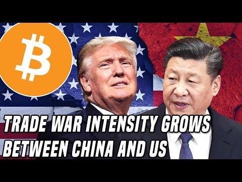 Trade War Tensions Grow   China Slams New Tariffs On $75B American Goods