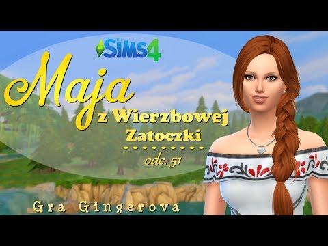 """The Sims 4 - Maja z Wierzbowej Zatoczki #51 - """"Smutne wspomnienia"""""""