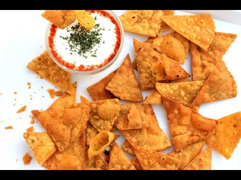 Tortilja čips - How to Make Tortilla Chips