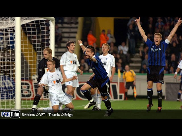 2005-2006 - Jupiler Pro League - 12. Club Brugge - AA Gent 2-1