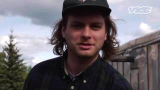 Mac DeMarco Tripping Out in Dawson City