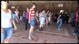 THE HARVESTER line dance