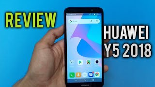 Huawei Y5 2018 Review