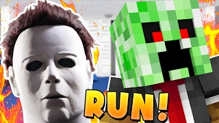 MICHAEL MYERS IS CRAZY TRYING TO KILL ME | Mi...