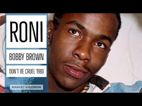 Bobby Brown - Roni (Video)
